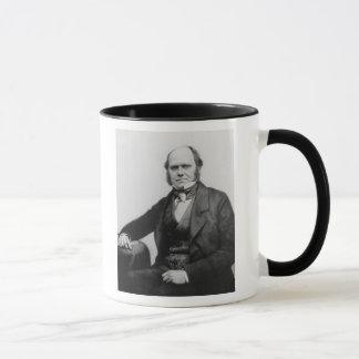 Retrato de Charles Darwin, 1854
