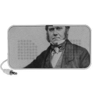Retrato de Charles Darwin, 1854 Altavoz De Viajar