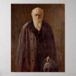 Retrato de Charles Darwin 1883 Impresiones