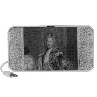 Retrato de Charles Seymour, duque de Somerset iPod Altavoces