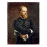 Retrato de Charles Stewart Parnell 1892 Postales