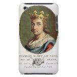 """Retrato de Charles V, llamado """""""" el rey sabio de F Barely There iPod Protector"""