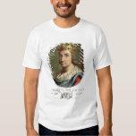 """Retrato de Charles V, llamado """""""" el rey sabio de F Playera"""