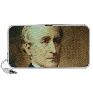 Retrato de Charles Wilkes 1870 iPod Altavoz