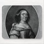 Retrato de Charlotte, condesa de Derby Alfombrillas De Ratón