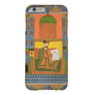 Retrato de Chota Rustaveli (c.1172-c.1216) después Funda Para iPhone 6 Barely There