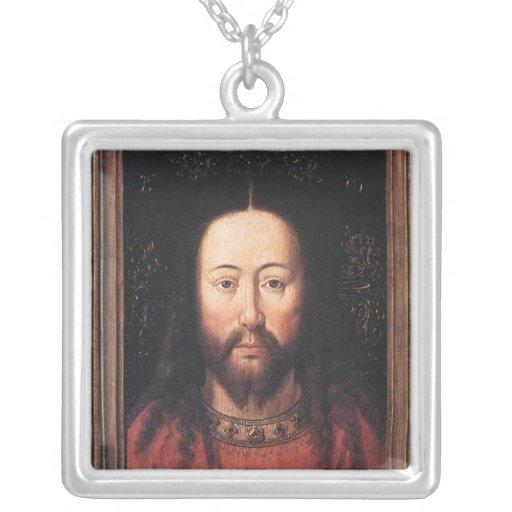 """""""Retrato de Christ Pendiente Personalizado"""