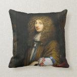 Retrato de Christiaan Huygens de Bernard Vaillant Cojines