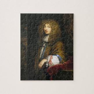 Retrato de Christiaan Huygens de Bernard Vaillant Rompecabeza Con Fotos