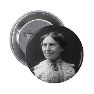 Retrato de Clara Barton más adelante en vida Pin