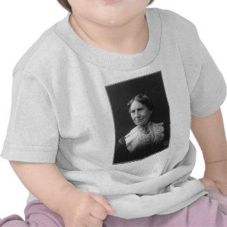 Retrato de Clara Barton más adelante en vida Camiseta