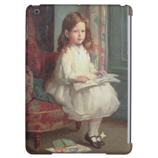 Retrato de Clara Hughes, 1902 (aceite en lona)