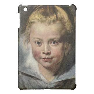 Retrato de Clara Serena Rubens de Paul Rubens