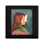 Retrato de Cocos de Pedro Renoir Caja De Joyas
