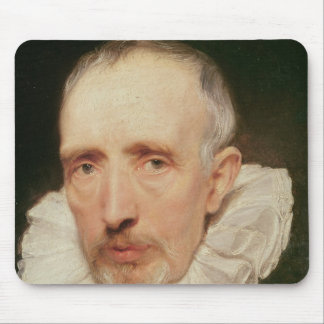 Retrato de Cornelio van der Geest, c.1620 Mouse Pad