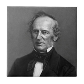 Retrato de Cornelio Vanderbilt del comodoro circa Teja
