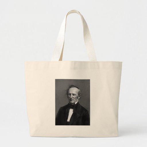 Retrato de Cornelio Vanderbilt del comodoro circa  Bolsas De Mano