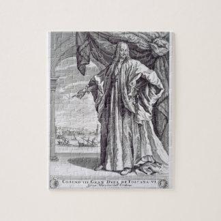 Retrato de Cosimo III de Medici (1642-1723), fron Puzzles Con Fotos