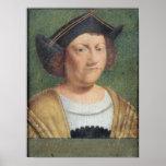 Retrato de Cristóbal Colón Impresiones