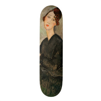 Retrato de Dedie Hayden 1918 Monopatín Personalizado
