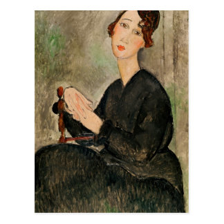 Retrato de Dedie Hayden, 1918 Tarjetas Postales
