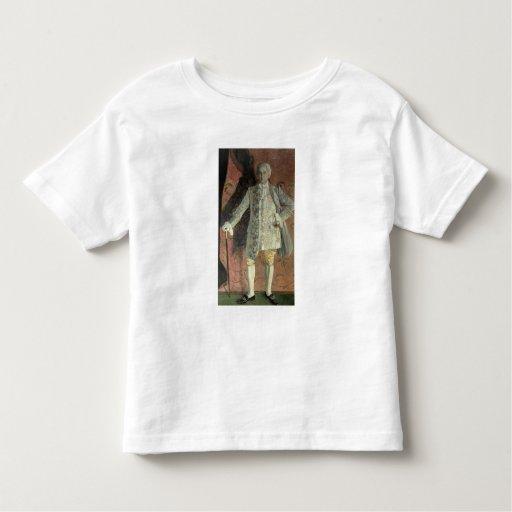 Retrato de Dmitry Smirnov Camisetas