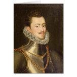 Retrato de Don Juan de Austria Felicitacion