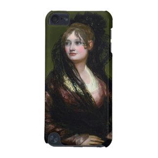 Retrato de Dona Isabel de Cabos Porsel de Goya Funda Para iPod Touch 5G