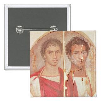 Retrato de dos hermanos pins