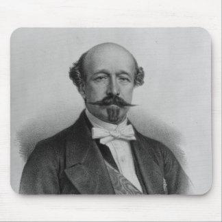 Retrato de Duc Charles de Morny c.1850 Alfombrillas De Ratón