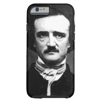 Retrato de Edgar Allan Poe Funda De iPhone 6 Tough