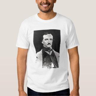 Retrato de Edgar Allan Poe Playera