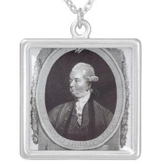 Retrato de Edward Gibbon Collares