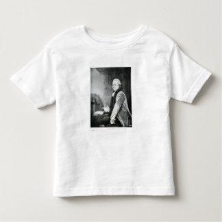 Retrato de Edward Gibbon Playera De Bebé