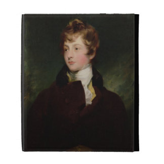 Retrato de Edward Impey (1785-1850), c.1800 (aceit