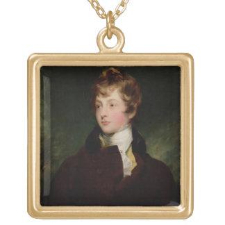Retrato de Edward Impey (1785-1850), c.1800 (aceit Collares