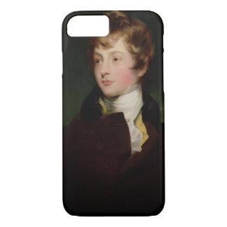 Retrato de Edward Impey (1785-1850), c.1800 Funda iPhone 7