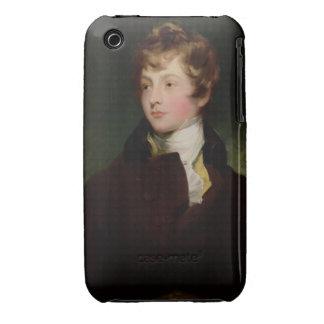 Retrato de Edward Impey (1785-1850), c.1800 Funda Para iPhone 3