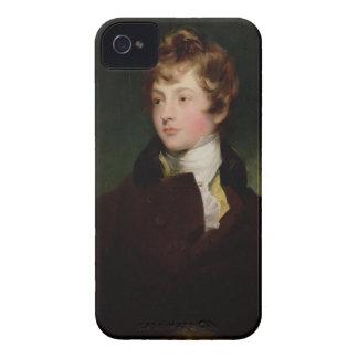 Retrato de Edward Impey (1785-1850), c.1800 Funda Para iPhone 4