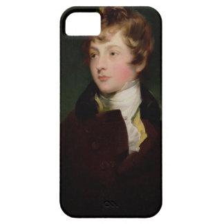 Retrato de Edward Impey (1785-1850), c.1800 Funda Para iPhone SE/5/5s
