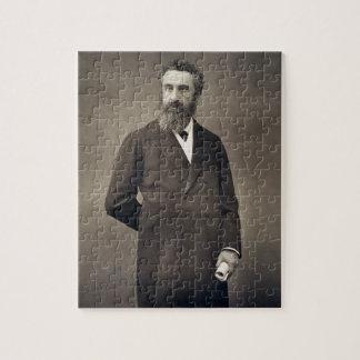 Retrato de Edward Roberto Bulwer-Lytton, 1r conde Rompecabezas