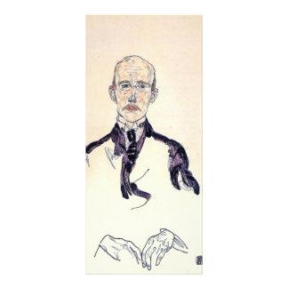 Retrato de Egon Schiele- de Karl Maylander Lona Personalizada