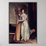 Retrato de Eliza Ridgely (la señora With The Harp) Impresiones