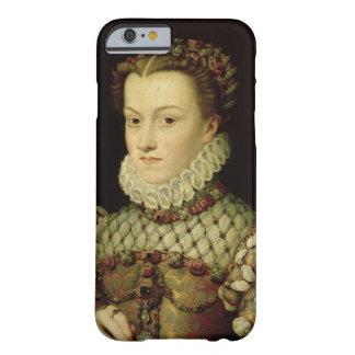 Retrato de Elizabeth de 1554-92 reinas o de