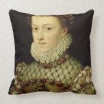 Retrato de Elizabeth de 1554-92) reinas o de Cojín
