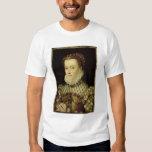 Retrato de Elizabeth de 1554-92) reinas o de Playeras