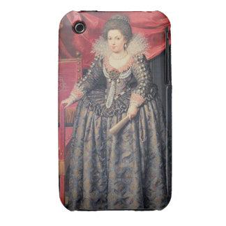 Retrato de Elizabeth de 1602-44) hijas de Francia  iPhone 3 Case-Mate Cobertura