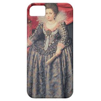 Retrato de Elizabeth de 1602-44) hijas de Francia  iPhone 5 Case-Mate Carcasas