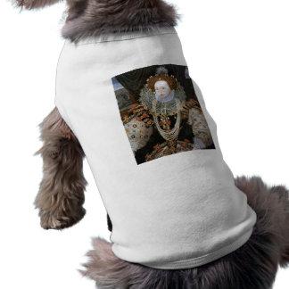 Retrato de Elizabeth I Ropa Para Mascota