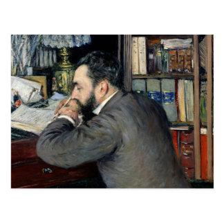 Retrato de Enrique Cordier Postal